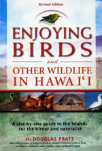 Enjoying Birds and Other Wildlife in Hawaii (bookcover)